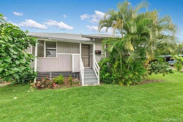 2963 Koali Road C, Honolulu, HI 96826 (MLS #202011098) :: Barnes Hawaii