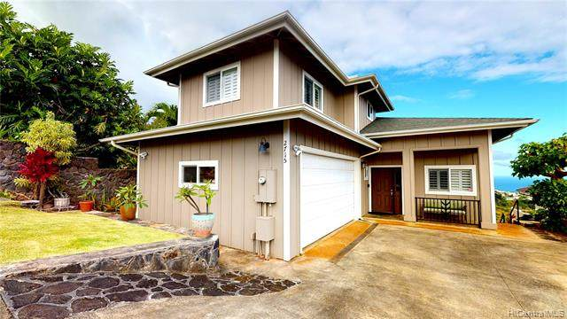 2715 Peter Street, Honolulu, HI 96816 (MLS #202011119) :: Elite Pacific Properties