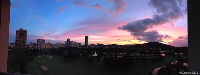 3075 Ala Poha Place #1102, Honolulu, HI 96818 (MLS #202011124) :: The Ihara Team