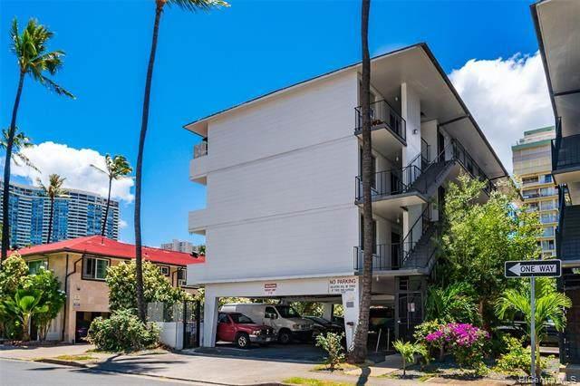 441 Pau Street, Honolulu, HI 96815 (MLS #202011134) :: Keller Williams Honolulu