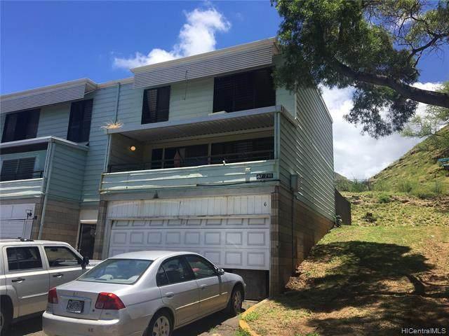 87-216 Helelua Street #6, Waianae, HI 96792 (MLS #202011173) :: Elite Pacific Properties