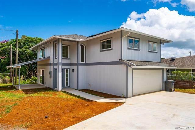 45-677 Halekou Road D, Kaneohe, HI 96744 (MLS #202011188) :: The Ihara Team