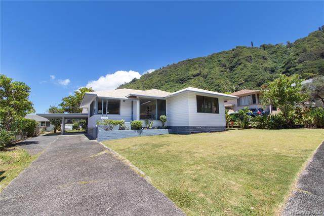3376 Halelani Drive, Honolulu, HI 96822 (MLS #202011206) :: Keller Williams Honolulu