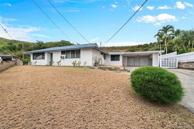 1419 Kupau Place, Kailua, HI 96734 (MLS #202011211) :: The Ihara Team