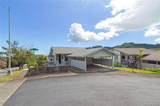 45-457 Opuhea Place #11, Kaneohe, HI 96744 (MLS #202011230) :: Elite Pacific Properties
