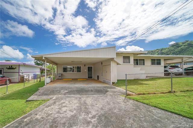 45-209 Nakuluai Street, Kaneohe, HI 96744 (MLS #202011250) :: The Ihara Team