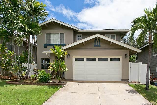 94-521 Halekuai Place, Waipahu, HI 96797 (MLS #202011261) :: The Ihara Team