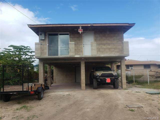 Address Not Published, Waianae, HI 96792 (MLS #202011266) :: Corcoran Pacific Properties