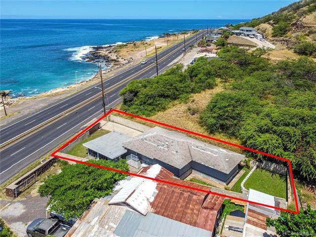 87-1386 Farrington Highway, Waianae, HI 96792 (MLS #202011268) :: Elite Pacific Properties
