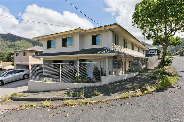 1600 Kilohana Street, Honolulu, HI 96819 (MLS #202011273) :: The Ihara Team
