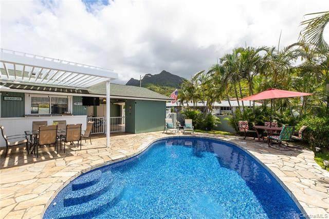 1366 Akiahala Place, Kailua, HI 96734 (MLS #202011305) :: Keller Williams Honolulu