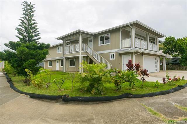 1006 Kupau Street, Kailua, HI 96734 (MLS #202011306) :: The Ihara Team