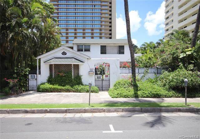 442 Kalaimoku Street, Honolulu, HI 96815 (MLS #202011319) :: The Ihara Team