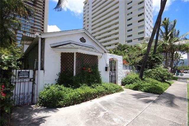 442 Kalaimoku Street, Honolulu, HI 96815 (MLS #202011321) :: The Ihara Team