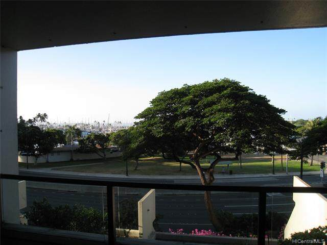 1600 Ala Moana Boulevard #510, Honolulu, HI 96815 (MLS #202011325) :: The Ihara Team