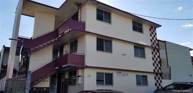 2021 Wilcox Lane, Honolulu, HI 96819 (MLS #202011356) :: Elite Pacific Properties