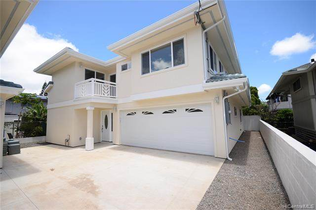 815 Lukepane Avenue, Honolulu, HI 96816 (MLS #202011362) :: The Ihara Team