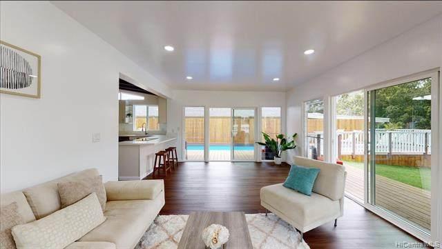 276 Kaliponi Street, Wahiawa, HI 96786 (MLS #202011386) :: Elite Pacific Properties