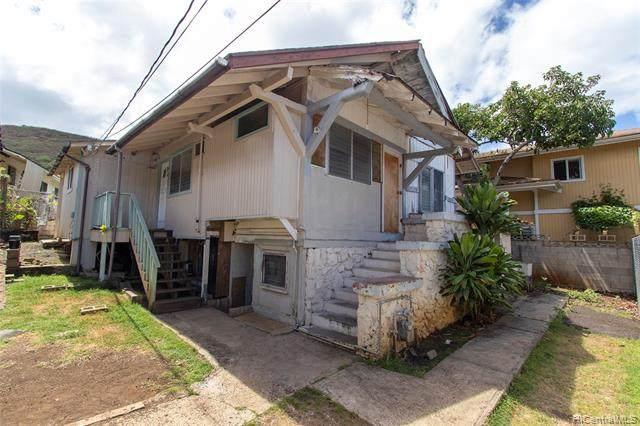 1659-A Leilehua Lane, Honolulu, HI 96813 (MLS #202011404) :: The Ihara Team