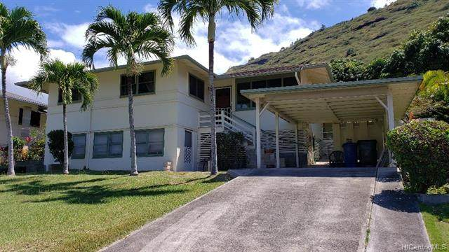 637 Hind Iuka Drive, Honolulu, HI 96821 (MLS #202011408) :: Corcoran Pacific Properties
