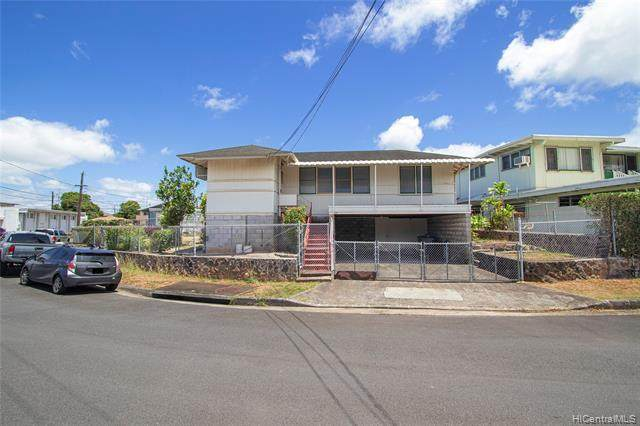 1658 Lima Street, Honolulu, HI 96819 (MLS #202011410) :: The Ihara Team