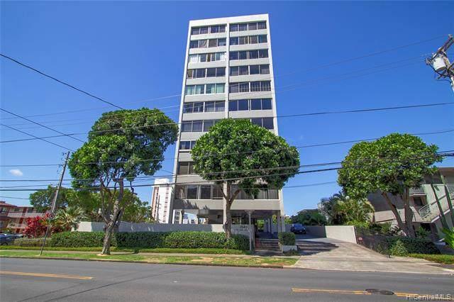 1545 Nehoa Street #402, Honolulu, HI 96822 (MLS #202011413) :: Island Life Homes