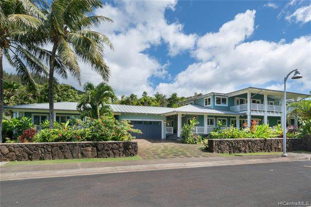 58-200 Napoonala Place, Haleiwa, HI 96712 (MLS #202011417) :: Keller Williams Honolulu