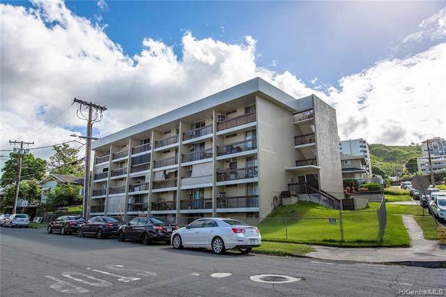 1401 Lusitana Street #506, Honolulu, HI 96813 (MLS #202011480) :: Elite Pacific Properties