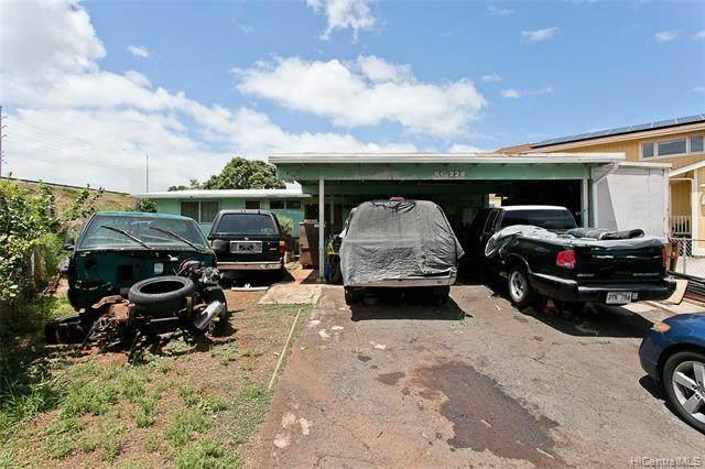 94-226 Kenola Place, Waipahu, HI 96797 (MLS #202011488) :: The Ihara Team