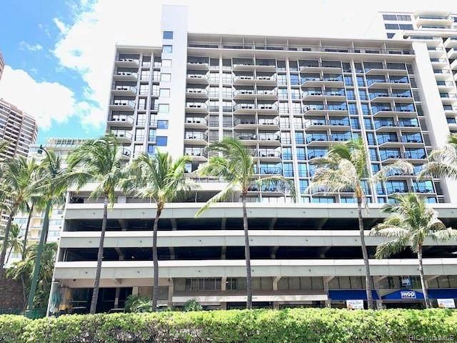 1850 Ala Moana Boulevard #1022, Honolulu, HI 96815 (MLS #202011500) :: Team Lally
