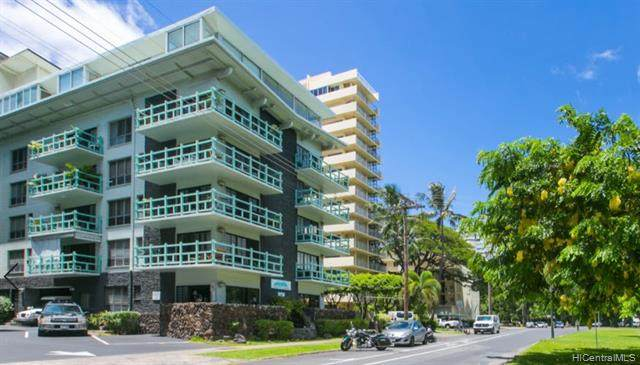 2957 Kalakaua Avenue #408, Honolulu, HI 96815 (MLS #202011522) :: Keller Williams Honolulu