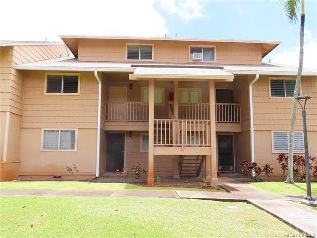 98-1372 Koaheahe Place #176, Pearl City, HI 96782 (MLS #202011549) :: Keller Williams Honolulu