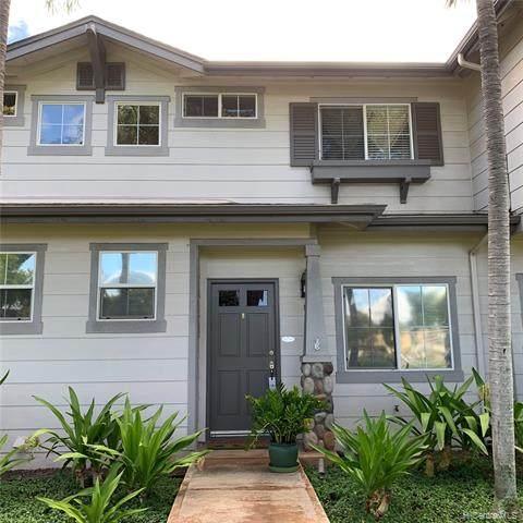 91-1065 Kaimalie Street 2Q4, Ewa Beach, HI 96706 (MLS #202011562) :: Barnes Hawaii