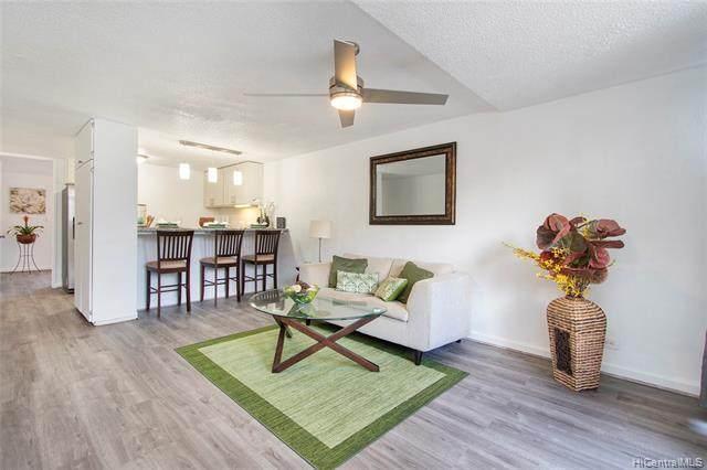98-080 Uao Place A4, Aiea, HI 96701 (MLS #202011577) :: Barnes Hawaii
