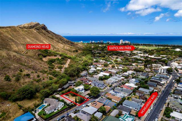 3325 Wauke Street, Honolulu, HI 96815 (MLS #202011579) :: Elite Pacific Properties