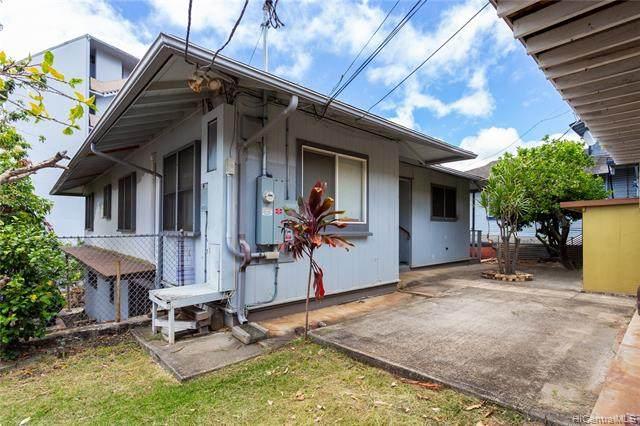 1638 Kealia Drive, Honolulu, HI 96817 (MLS #202011580) :: The Ihara Team