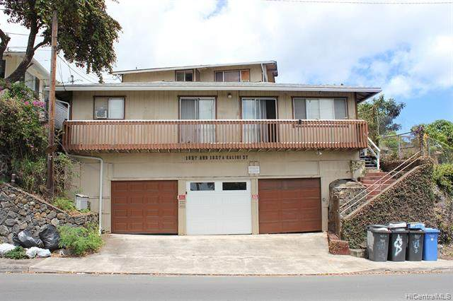 1827 Kalihi Street, Honolulu, HI 96819 (MLS #202011599) :: Elite Pacific Properties