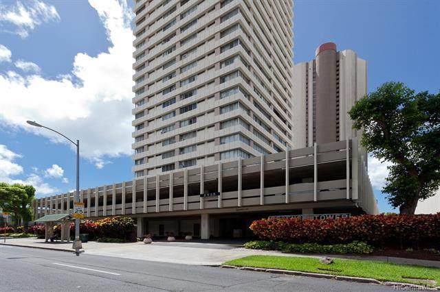 2525 Date Street #4205, Honolulu, HI 96826 (MLS #202011604) :: Elite Pacific Properties