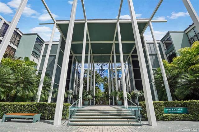 4999 Kahala Avenue #207, Honolulu, HI 96816 (MLS #202011611) :: Elite Pacific Properties
