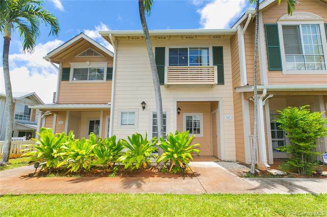94-742 Lumiauau Street Dd2, Waipahu, HI 96797 (MLS #202011618) :: Elite Pacific Properties
