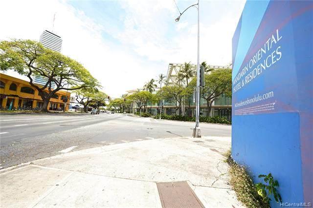 1719 Kalauokalani Way, Honolulu, HI 96814 (MLS #202011637) :: Elite Pacific Properties