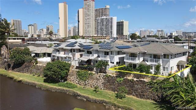 2645 Nahaku Place #3, Honolulu, HI 96826 (MLS #202011657) :: Elite Pacific Properties