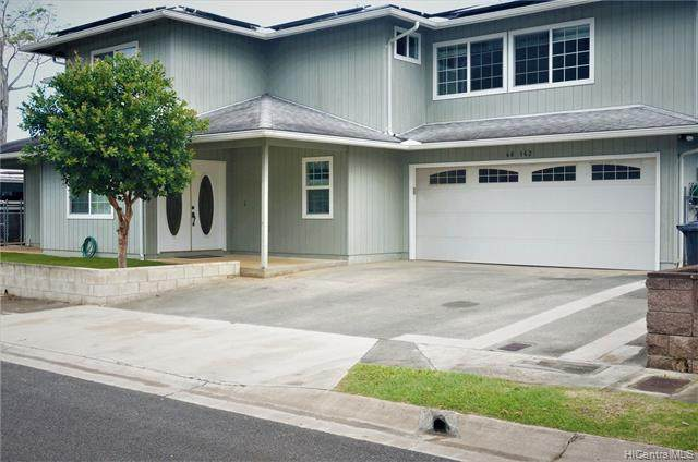46-142 Nona Loop, Kaneohe, HI 96744 (MLS #202011676) :: Team Lally
