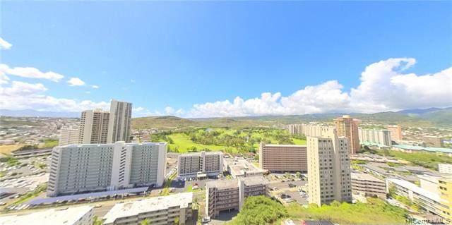 3045 Ala Napuaa Place #1809, Honolulu, HI 96818 (MLS #202011679) :: Elite Pacific Properties