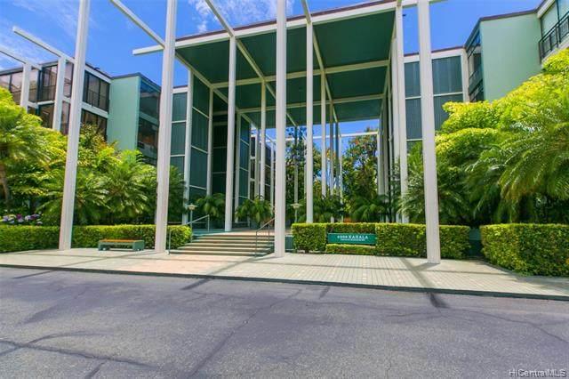 4999 Kahala Avenue #209, Honolulu, HI 96816 (MLS #202011707) :: Barnes Hawaii