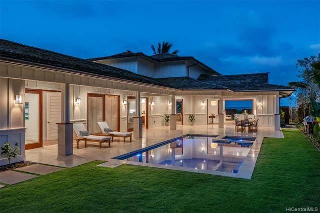 24 Kaiholu Place, Kailua, HI 96734 (MLS #202011739) :: LUVA Real Estate