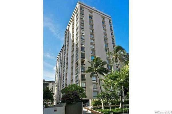 431 Nahua Streets #1505, Honolulu, HI 96815 (MLS #202011741) :: Keller Williams Honolulu