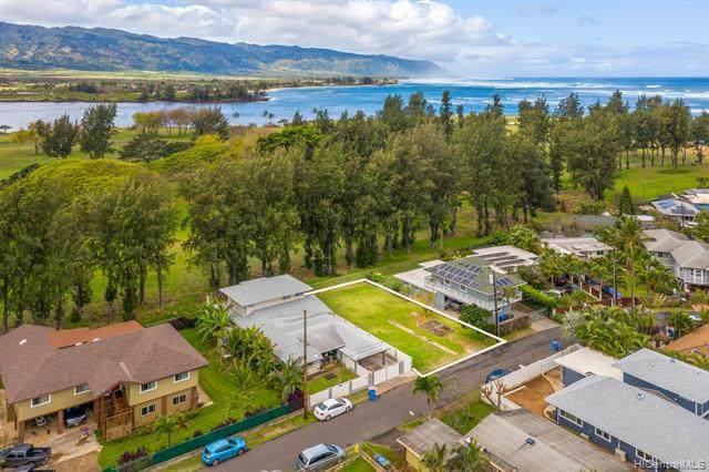 66-025 Alapii Street, Haleiwa, HI 96712 (MLS #202011745) :: Team Lally