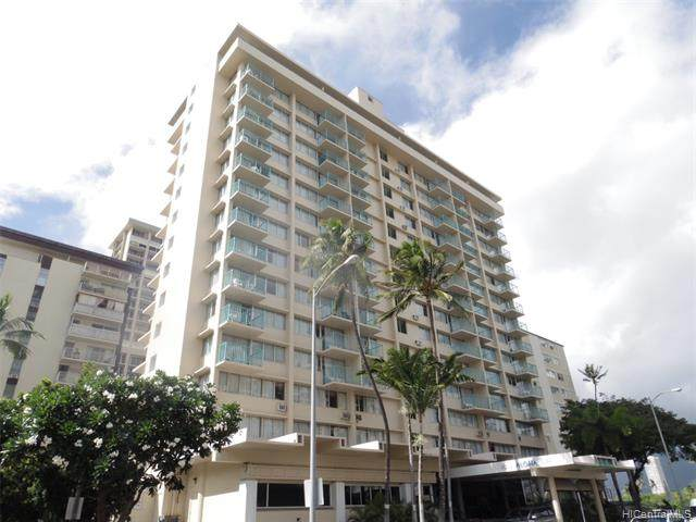 444 Kanekapolei Street #801, Honolulu, HI 96815 (MLS #202011764) :: Keller Williams Honolulu