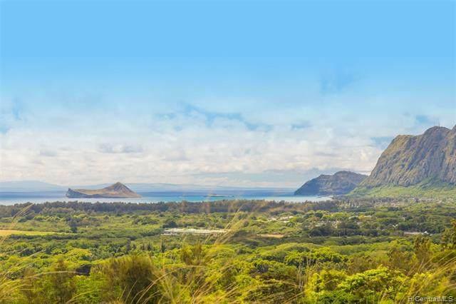 42-100 Old Kalanianaole Road #15, Kailua, HI 96734 (MLS #202011817) :: Team Lally